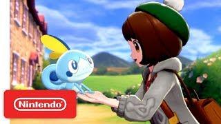 Pokémon Sword & Pokémon Shield - Accolades Trailer - Nintendo Switch