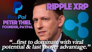 Ripple & XRP Set Up To Succeed: First To Dominate With Viral Potential + Last Mover Advantage