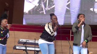 'Joy' featuring Vashawn Mitchell at the Chicago Gospel Festival 2017