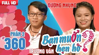 The man tears away the pants while singing for the beauty|Truong Van-Thi Nhung|BMHH 360💋
