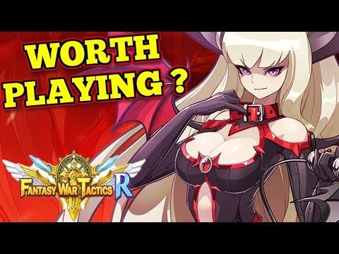 Worth Playing in 2019? : Fantasy War Tactics R