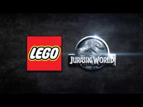 Trailer de LEGO Jurassic World