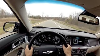 [WR TV] 2015 Genesis 5.0 POV Test Drive