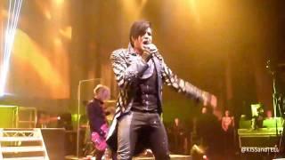 Adam Lambert - Sure Fire Winners - London (720 HD)