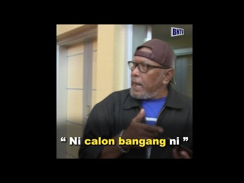 Peneroka Berang Dengan Ucapan Calon PH di PRK Tg Piai