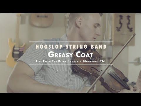 "Playing ""Greasy Coat"" with Hogslop String Band"