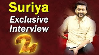 Exclusive Chit Chat With Actor Suriya, Director Vikram