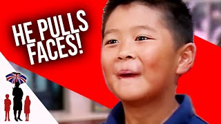 How To Communicate With Disrespectful Children | Supernanny
