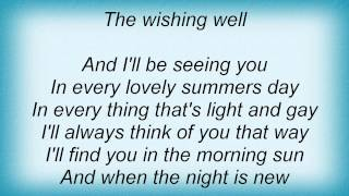 Barry Manilow - I'll Be Seeing You Lyrics_1