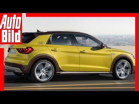 Audi A1 Allroad (2019): Neuvorstellung - Skizze - Infos - SUV - Motor - Preise