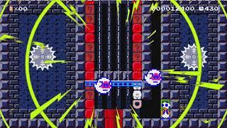 Super Guitario Bros. by Ginger Man - Super Mario Maker 2 - No Commentary