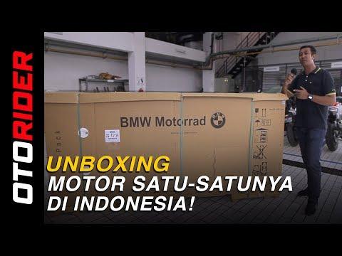 Unboxing Motor Rp 1,2 Miliar - BMW K 1600 Grand America Indonesia | OtoRider
