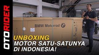 Unboxing Motor Rp 1,2 Miliar - BMW K 1600 Grand America Indonesia   OtoRider