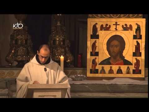 Vêpres et Eucharistie du 15 novembre 2014