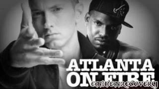 Eminem Feat. Stat Quo - Atlanta On Fire