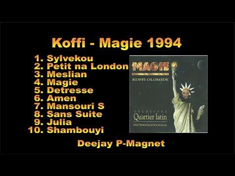 Koffi Olomide – Magie 1994 Album | Congo Souvenirs