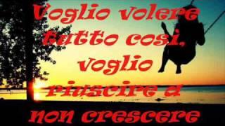 Ligabue - Voglio Volere (testo)
