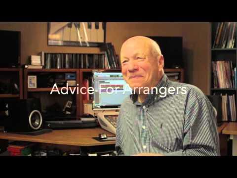 Advice To Arrangers