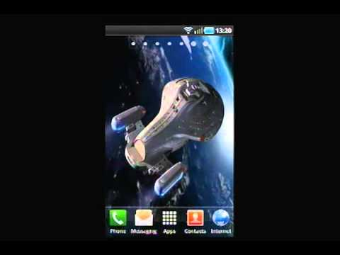Video of Star Trek Voyager LWP
