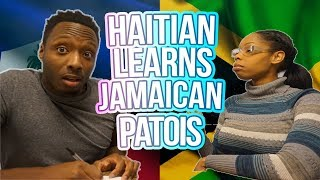 How to speak the jamaican patoispatwah part 1 most popular videos haitian learns jamaican patois m4hsunfo