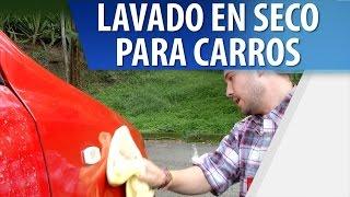 Lavado en seco para carros