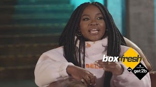 Ray BLK Talks Meeting Stormzy | Box Fresh With Got2b