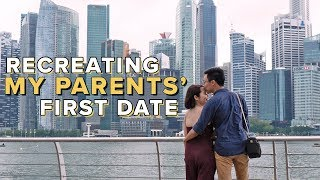 Couple Recreates Parents' First Date | ZULA Tries | EP 14