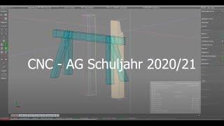 Theodor-Frey-Schule CNC-AG Schuljahr 2020/2021