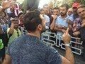 Ahmet Dursun İle Futbolcular Birbirine Girdi - Spor