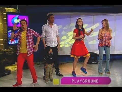 Playground video El juego del espejo - Estudio CM 2015