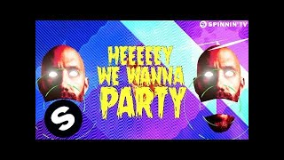 TJR ft. Savage - We Wanna Party (Official Music Video)