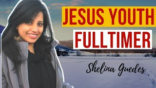 One Year Commitment To God    Jesus Youth    Full-timer    Shelina Guedes