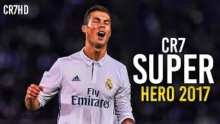 Cristiano Ronaldo • Superhero 2017   Magic Skills Show   1080p HD