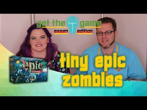 Get the Game - Tiny Epic Zombies