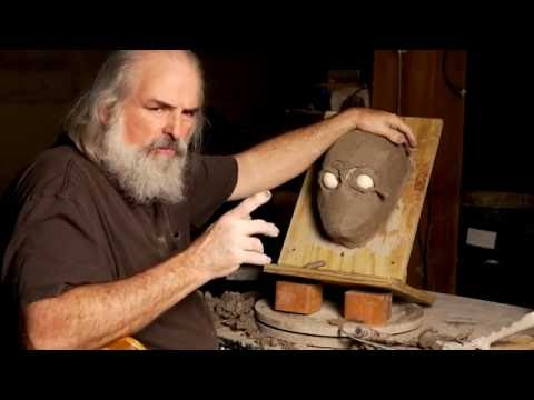 Sculpting a custom Halloween mask [29:03]