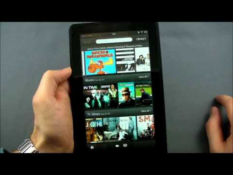 Tablet oder E-Book-Reader: Amazon Kindle Fire im Praxistest