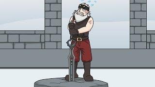 Fortnite Animation #25: INFINITY BLADE (Parody)
