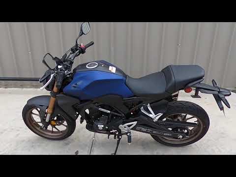 2020 Honda CB300R ABS