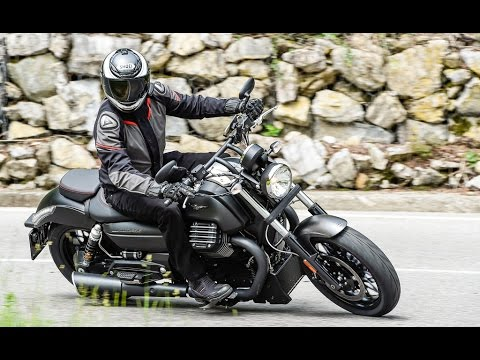 2015 Moto Guzzi Audace Video Review