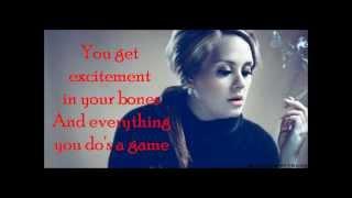 Right As Rain - Adele (Live At The Royal Albert Hall) Lyrics
