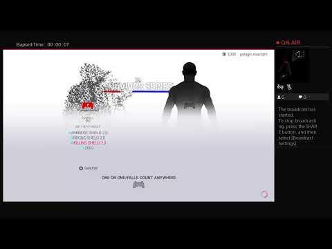 JayJay's Live PS4 Broadcast