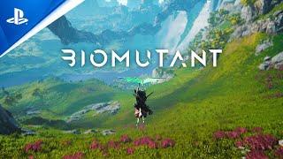 PlayStation Biomutant - The World of Biomutant | PS4 anuncio
