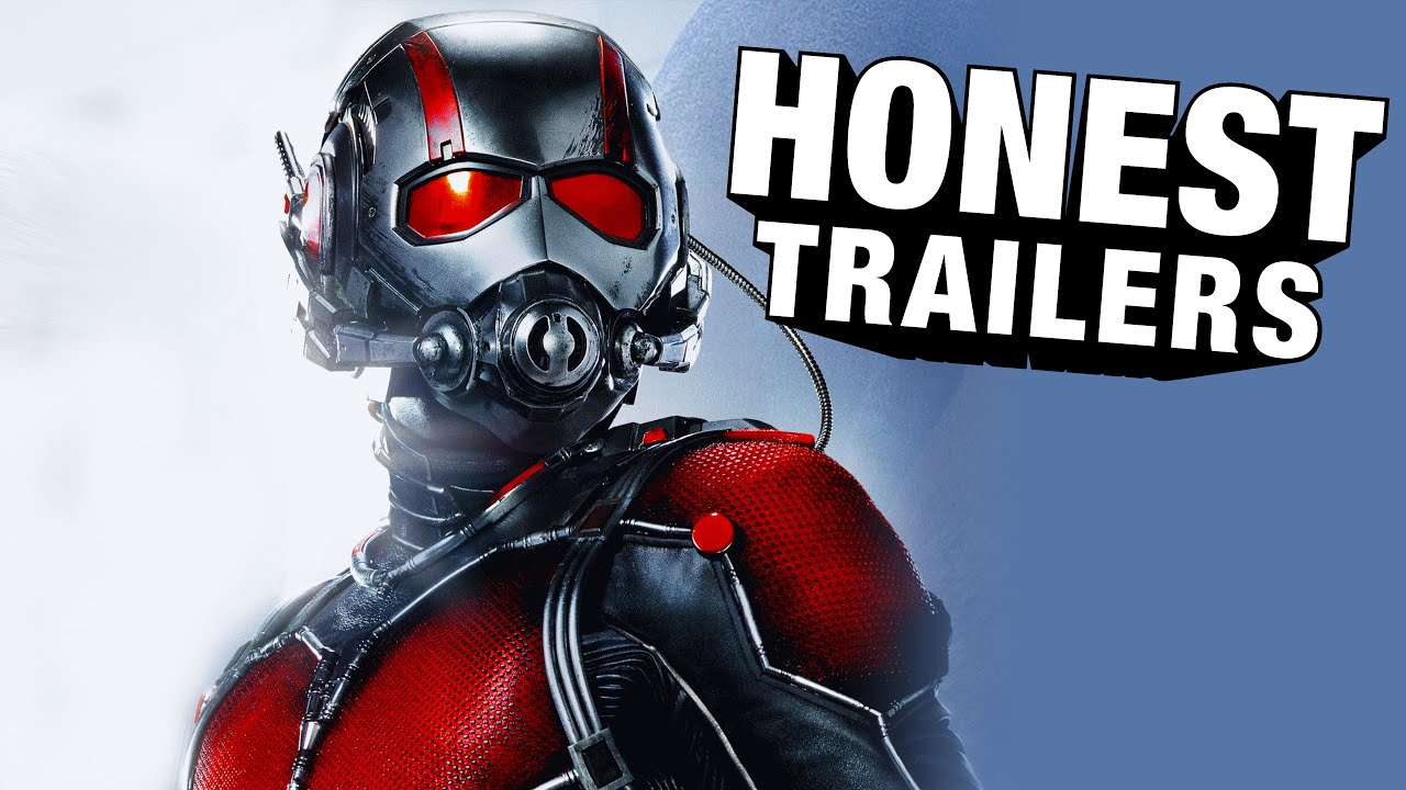 Ant-Man Can't Get Tiny Enough To Escape Honest Trailers