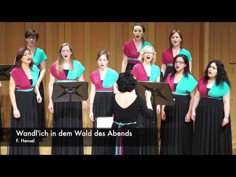 Coro Voxalba en Petit Palau