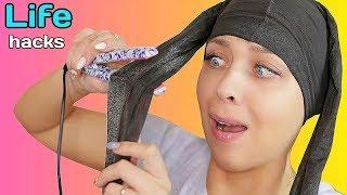 6 ЛАЙФХАКОВ для волос / Beauty Life HACKS / Tanya StreLove