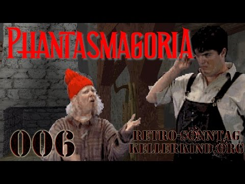 Phantasmagoria #006 - Untermieter (Kap3) ★ We play Phantasmagoria [HD|60FPS]