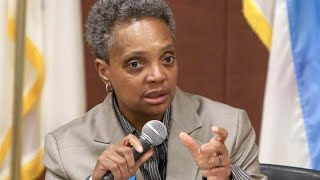 Chicago Mayor Lori Lightfoot on the city's reopening plan