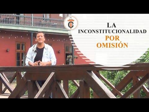 LA INCONSTITUCIONALIDAD POR OMISIÓN - Tribuna Constitucional 96 - Guido Aguila Grados