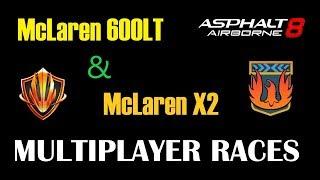 Asphalt 8 600lt And X2 Mp Races