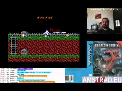 Ghost 'n Goblins / Turrican / Mange Cailloux / etc.